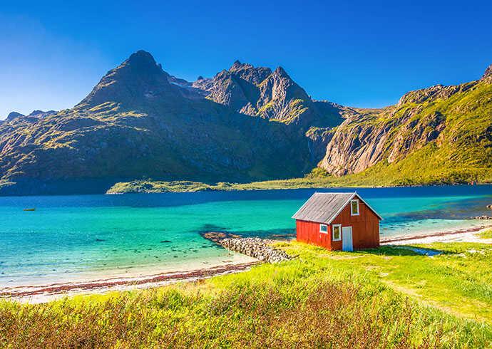 Norge byr på fantastisk natur