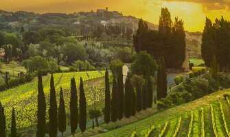 Italia passer som romantisk helgetur eller familieferie.