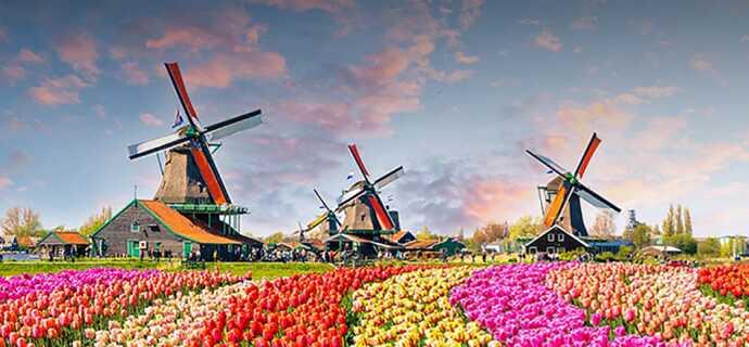 Risskov Bilferie har billige hotelophold i hele Holland
