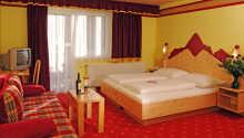 Et eksempel på et af de hyggelige værelser