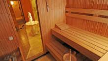 Nyd en tur i sauna