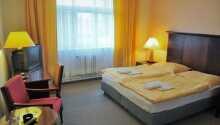 Eksempel på et af hotellets værelser