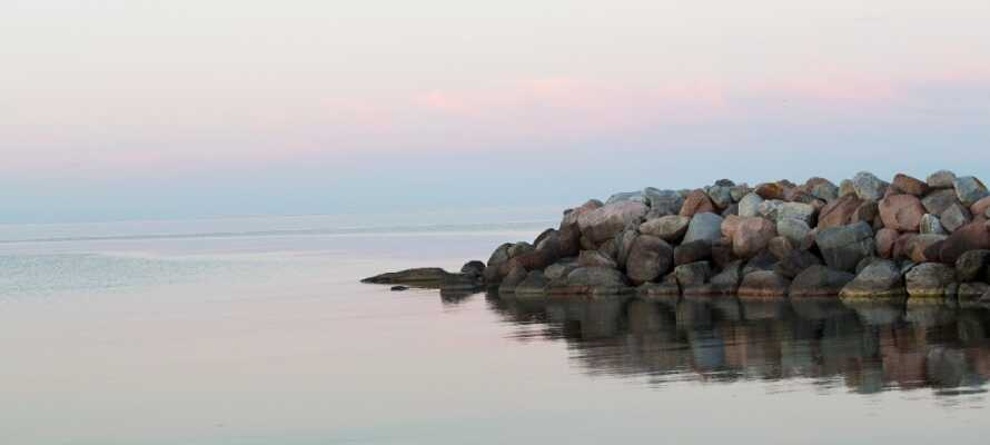 Upplev Gotland! Denna vackra ö har allt från historia, kultur, konst, stränder och slående natur!