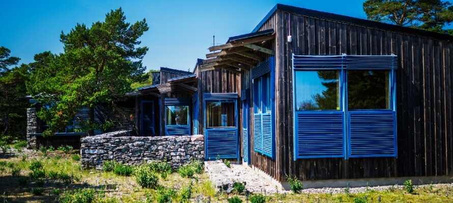 Åk på en utflykt till Fårö på Gotlands norra spets, där kan ni besöka platsen där Ingmar Bergman en gång bodde.