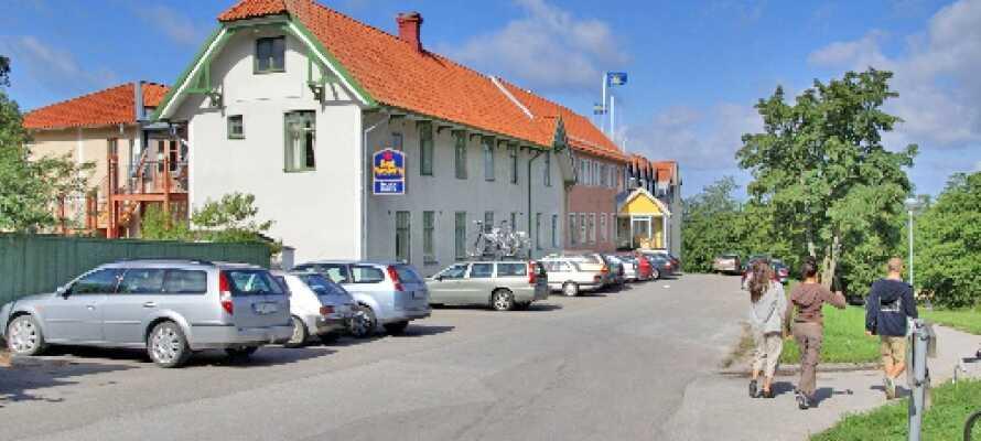 Unna er en härlig vistelse mitt i Gotlands vackra och historiska omgivningar.