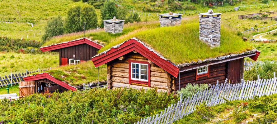Ringebu er en hyggelig lille by at besøge i Gudbrandsdalen.