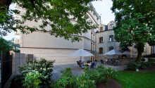 Bo på dejligt hotel med en god beliggenhed i Krakow