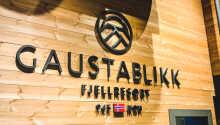 Det flotte receptionsområde giver et godt billede af hvad I kan vente jer af opholdet.