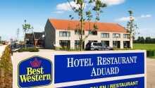 Best Western Plus Hotel Aduard har en god beliggenhed, midt i naturen.