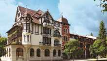 Gönnen Sie sich einen erholsamen Luxusurlaub in Göbel's Vital Hotel im Harz.