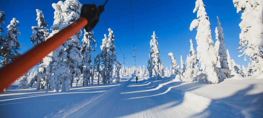 Morgedal er kendt som 'skisportens vugge', og tilbyder en ideel base for en kør-selv ferie med skioplevelser for hele familien.