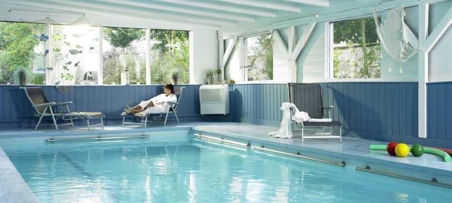 Forkæl Jer selv med et omfattende udvalg af afslappende og medicinske bade og behandlinger