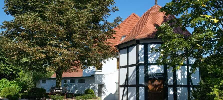 Hotellet har gennem mere end 245 år budt velkommen til kuroplevelser i Wiehengebirge's friske luft og smukke omgivelser