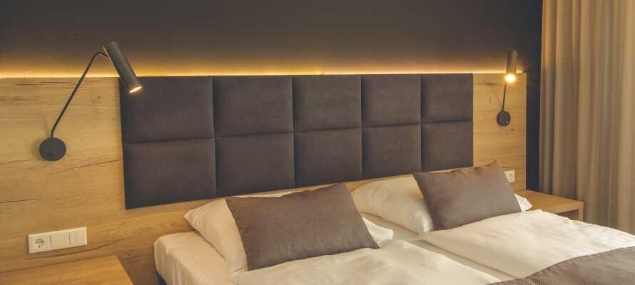 Eichhorn's Hotel & Restaurant er et moderne hotel, med flotte og rummelige værelser og badeværelser.