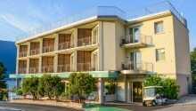 Hotel Sogno del Benaco ligger ved Gardasøen og er perfekt til et ophold med familien.