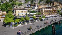 Hotel all' Azurro byder velkommen til et 4-stjernet ophold ved Gardasøen