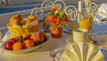 Start dagen med en bid morgenmad i hyggelige omgivelser