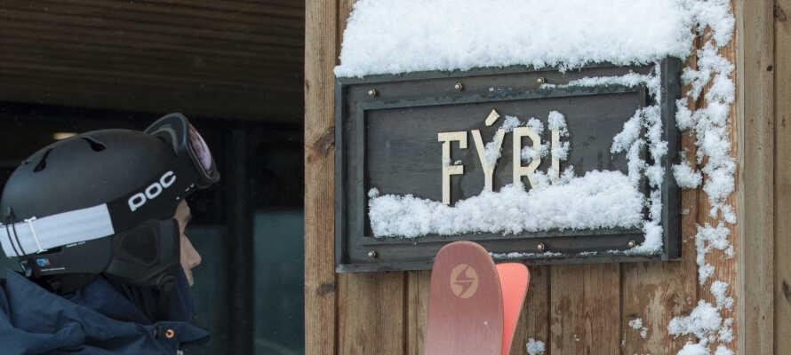 Fyri Resort ligger tæt på Hemsedal Skisenter, og er kåret til Norges bedste skihotel 2020 af World Ski Awards.