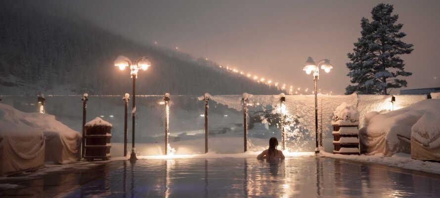 Nyd en skøn kør-selv ferie i Norge med den perfekte kombination af afslapning og aktiviteter på Fyri Resort.