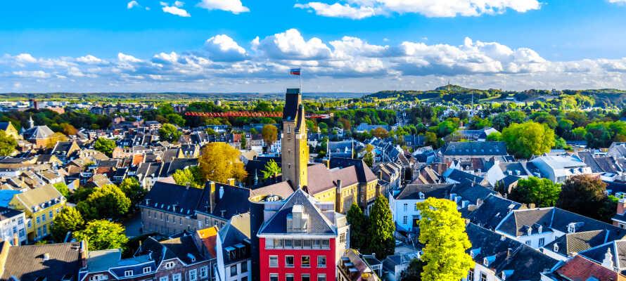 Maastricht er en spændende by med masser af historie, kultur og shopping.