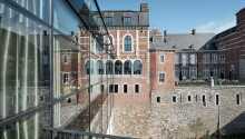 Det historiske hotel stammer tilbage fra det 16. århundrede.