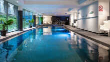 Nyd det dejlige SPA-område med svømmebassin.