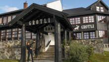 Grotli Høyfjellshotell ligger omgivet af skønne landskaber, og byder velkommen til en aktiv ferie i naturens tegn.