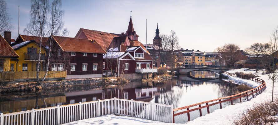 Området er perfekt for aktiv ferie, både sommer og vinter, og byder på mange herlige vandreruter, såvel som muligheder for at stå på ski.