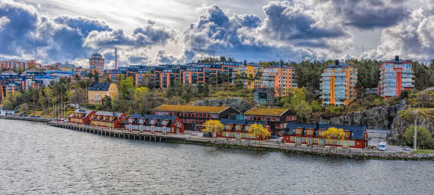 Clarion Collection Hotel Bergmästaren har en rolig beliggenhed i Falun, omgivet af dejlig natur, men stadig tæt på centrum.