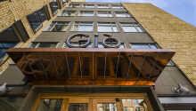 Hotel Giò byder velkommen til et afslappende ophold i Solna, lige nord for Stockholm.