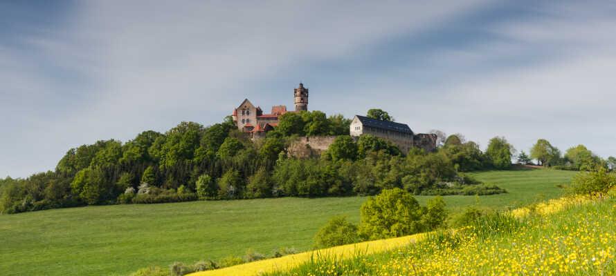 Besøg Ronneburg og få et spændende indblik i middelalderen.