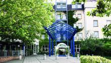 Det moderne 4-stjernede Victor's Residenz-Hotel Gera byder velkommen til et ophold med en central placering i Gera.