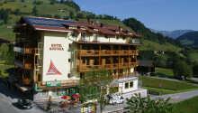 Hotel Austria Niederau har en malerisk beliggenhed i Tyrol.