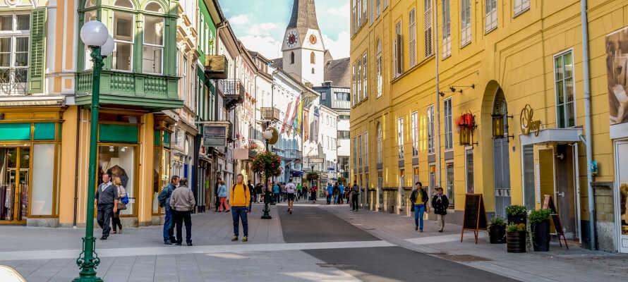 Bad Ischl er en smuk alpin by med kejserlig charme, som indbyder til slentreture.
