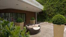 Hotel Goldenes Schiff byder velkommen til et herligt ophold i hjertet af Bad Ischl.